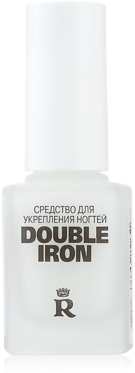 Средство для укрепления ногтей - Relouis Double Iron