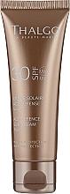 Духи, Парфюмерия, косметика Антивозрастной солнцезащитный крем для лица - Thalgo Age Defence Sun Cream SPF 30