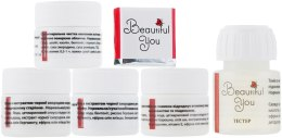 Духи, Парфюмерия, косметика Мини-набор тестеров для питания и восстановления - Beautiful You