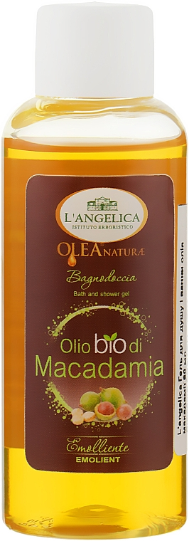 Гель для душа и ванны «Масло макадамии» - L'Angelica Olea Naturae Macadamia Oil Bath&Shower Gel