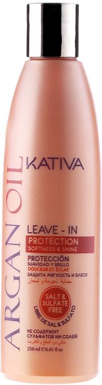 Оживляющий концентрат для волос с маслом Арганы - Kativa Argan Oil