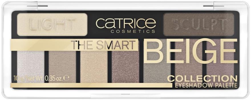 Палетка теней для век - Catrice Collection Eyeshadow Palette