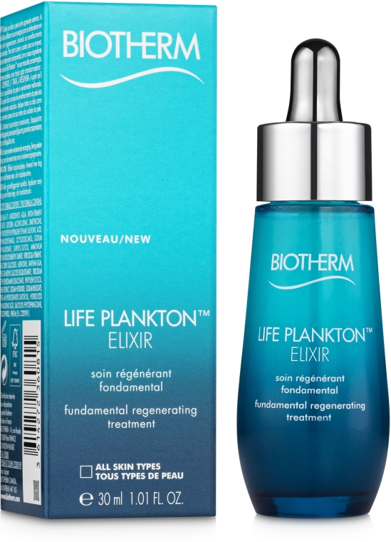 Восстанавливающий эликсир для лица - Biotherm Life Plankton Elixir