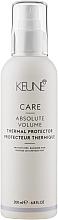 "Духи, Парфюмерия, косметика Термозащита для волос ""Абсолютный объем"" - Keune Care Absolute Volume Thermal Protector Spray"