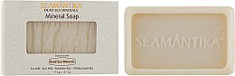 Духи, Парфюмерия, косметика Мыло с минералами Мертвого моря - Seamantika Mineral Soap Dead Sea Minerals