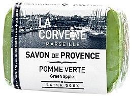 """Духи, Парфюмерия, косметика Прованское мыло """"Зеленое яблоко"""" - La Corvette Provence Green Apple"""