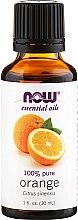Духи, Парфюмерия, косметика Эфирное масло апельсина - Now Foods Orange Essential Oils