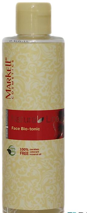 Биотоник для лица - Markell Cosmetics Natural Line