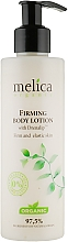 Духи, Парфюмерия, косметика Молочко для тела с Drenalip TM - Melica Organic Firming Body Lotion
