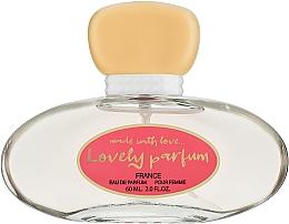 Духи, Парфюмерия, косметика Andre L'arom Made With Love…Lovely Parfum - Парфюмированная вода (тестер с крышечкой)
