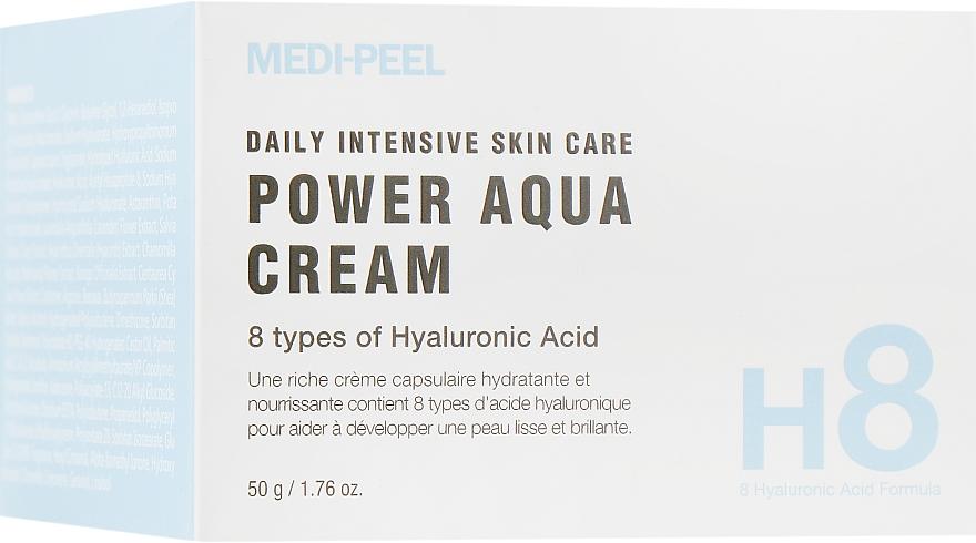 Увлажняющий крем в шариках для интенсивного увлажнения кожи - Medi Peel Power Aqua Cream