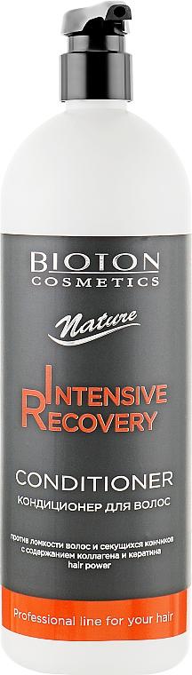 Бальзам-кондиционер для волос - Bioton Cosmetics Nature Professional Intensive Recovery Conditioner
