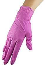 Духи, Парфюмерия, косметика Нитриловые перчатки, розовые, размер S - NeoNails Professional