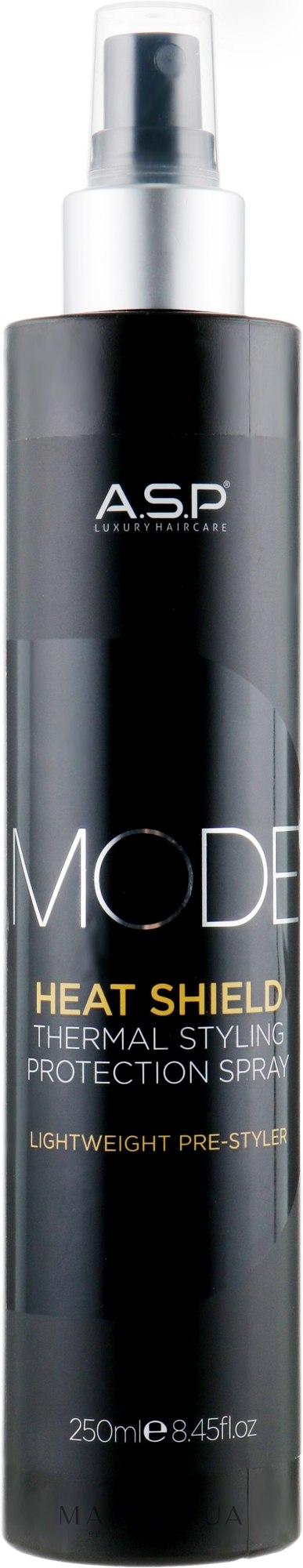 Термозащитный спрей для волос - Affinage Mode Heat UV Shield — фото 250ml