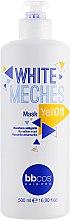 Духи, Парфюмерия, косметика Маска для осветленных волос - BBcos White Meches Yell-Off