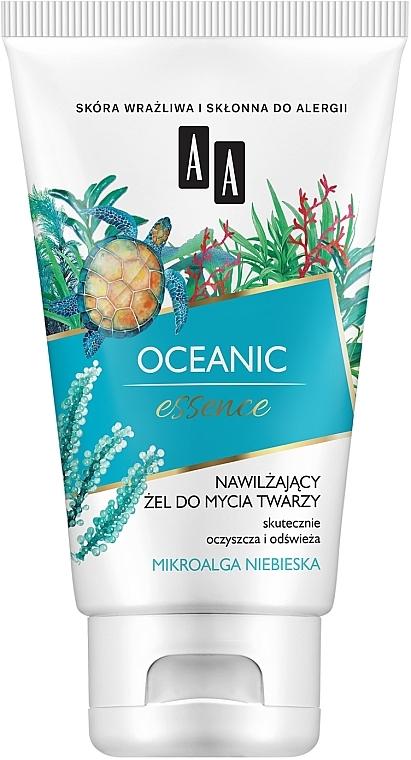 Очищающий гель для лица - AA Oceanic Essence