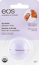 "Духи, Парфюмерия, косметика Бальзам для губ ""Маракуйя"" - EOS Smooth Sphere Lip Balm Passion Fruit"