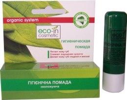 Духи, Парфюмерия, косметика Гігієнічна помада зволожуюча - Eco-in Cosmetic Organic System