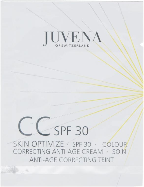 CC крем - Juvena Skin Optimize CC Cream SPF30 (пробник)