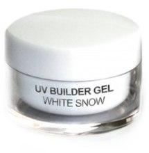 Духи, Парфюмерия, косметика Конструирующий белый гель - Kodi Professional UV Builder Gel White Snow
