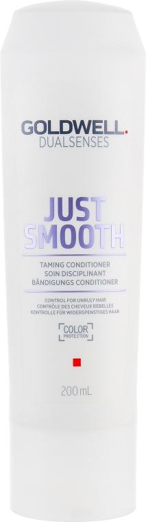 Кондиционер для непослушных волос - Goldwell Dualsenses Just Smooth