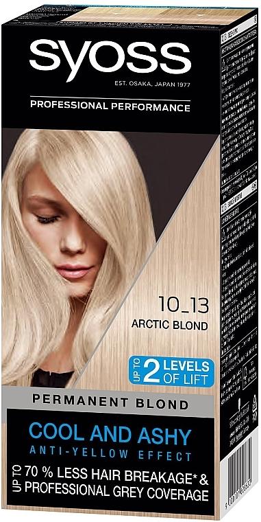 Стойкая крем-краска для волос - Syoss Permanent Coloration