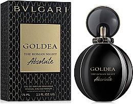 Духи, Парфюмерия, косметика Bvlgari Goldea the Roman Night Absolute - Парфюмированная вода