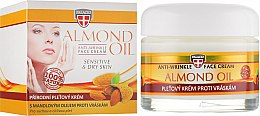 "Духи, Парфюмерия, косметика Крем для лица ""Миндаль"" - Palacio Almond Oil Anti-Wrinkle Face Cream"