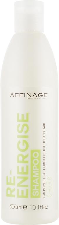 Восстанавливающий шампунь для волос - Affinage Mode Re-Energise Shampoo