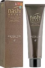 Духи, Парфюмерия, косметика УЦЕНКА Глина для бритья - Nashi Argan Shaving Clay *