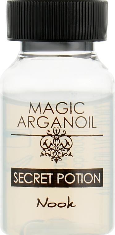 Реструктурирующее лечение волос - Nook Magic Arganoil Secret Potion