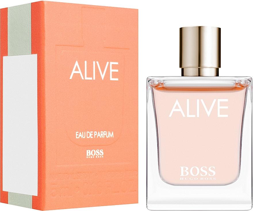 Hugo Boss Boss Alive - Парфюмированная вода (мини)