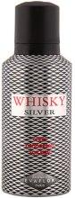 Духи, Парфюмерия, косметика Evaflor Whisky Silver - Дезодорант