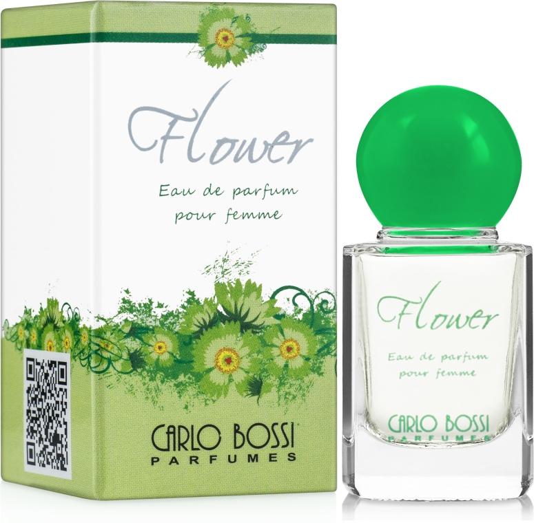 Carlo Bossi Flower Green - Парфюмированная вода (мини)