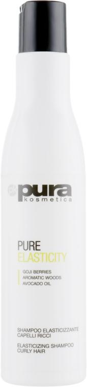 Шампунь для вьющихся волос - Pura Kosmetica Pure Elasticity