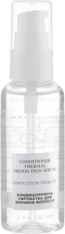 Сыворотка кондиционирующая для кончиков волос - Jerden Proff Conditioner Thermal Protection Serum