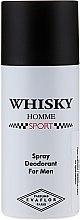Духи, Парфюмерия, косметика Evaflor Whisky Homme Sport - Дезодорант