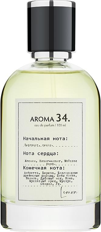 Sister's Aroma 34 - Парфюмированная вода