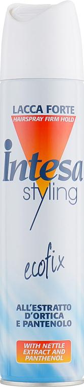 Лак для волос - Intesa Ecofix Styling