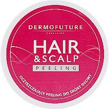Духи, Парфюмерия, косметика Пилинг для кожи головы - Dermo Future Hair&Scalp Peeling