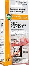 Духи, Парфюмерия, косметика Кондиционер для ногтей 8в1 - Verona Laboratories Nail Up Conditioner S.O.S 8in1
