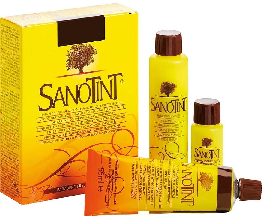 Растительная краска для волос - Sanotint Classic