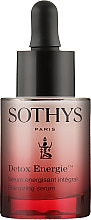 Духи, Парфюмерия, косметика Энергонасыщающая сыворотка для лица - Sothys Detox Energie Energizing Serum