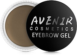 Духи, Парфюмерия, косметика Помада для бровей - Avenir Cosmetics Premium Eyebrow Gel