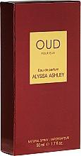 Духи, Парфюмерия, косметика Alyssa Ashley Oud Pour Elle - Парфюмированная вода