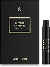 Духи, Парфюмерия, косметика Molinard Chypre Charnel Eau de Parfum - Парфюмированная вода (пробник)