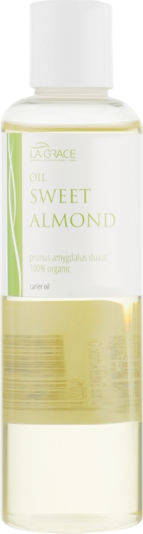 Массажное масло миндаля - La Grace Sweet Almond Oil Light