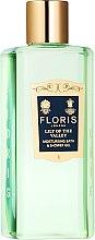 Гель для душа и ванны - Floris Lily of the Valley — фото N2