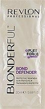 Духи, Парфюмерия, косметика Восстановитель волос после осветления - Revlon Professional Blonderful Bond Defender (пробник)
