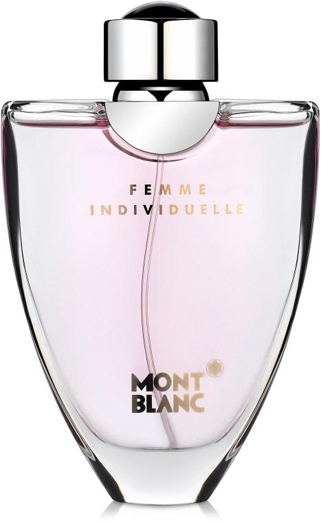 Montblanc Femme Individuelle - Туалетная вода